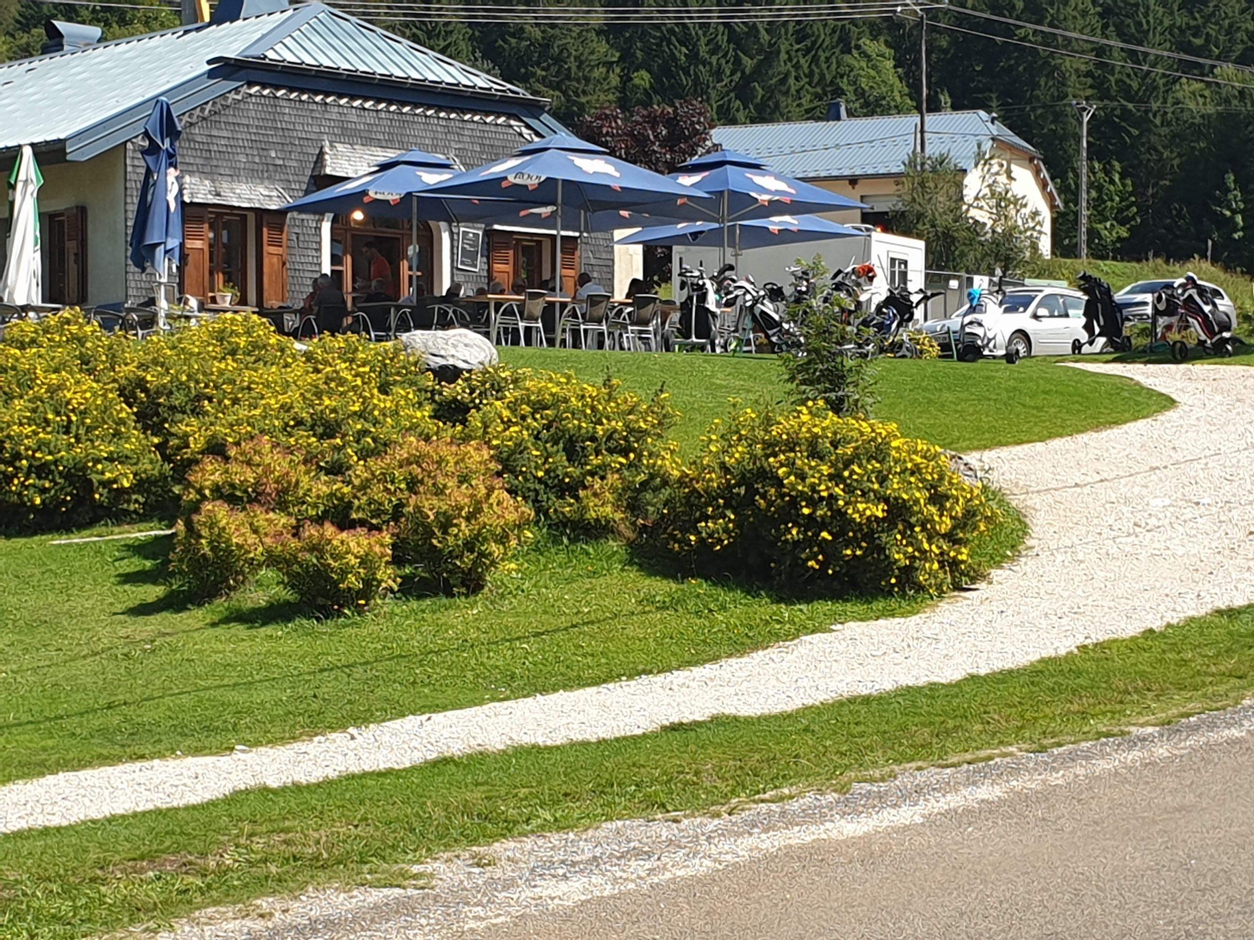 Club House du Golf de la Valserine