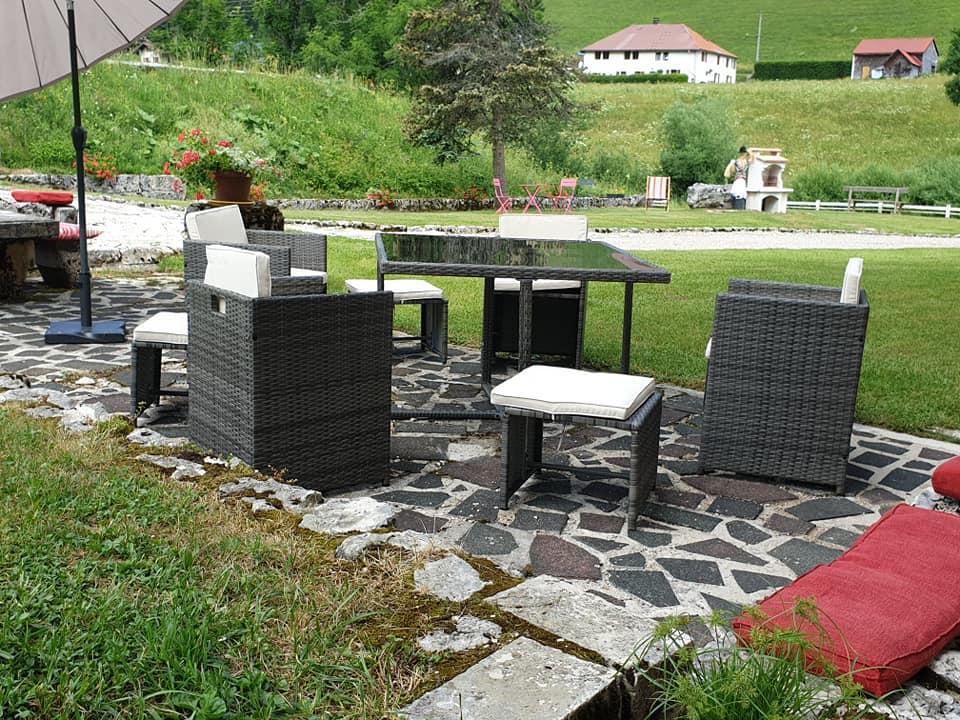 Residences Les Tavaillons - summer season